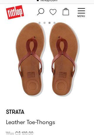 FITFLOP STRATA Toe-Thong