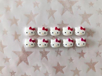 🚚 Hello Kitty Charms