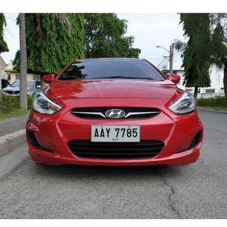 Hyundai Accent 2014 Diesel Automatic