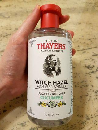 Thayers Aloe Cucumber Witch Hazel Toner