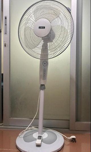 Remote controlled Floor Fan