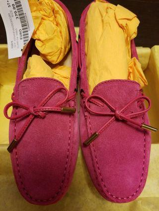 New Tod's Loafers 100%Real!   Size 37.5