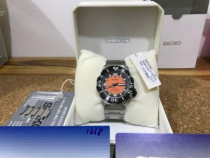 Seiko Monster SRP315 Collectors Item