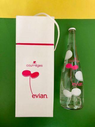 Evian 2012年限量珍藏版