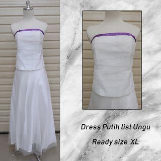 Dress kemben bridesmaid / penerima angpao