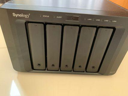 🚚 Synology DS1515+ without hard disks