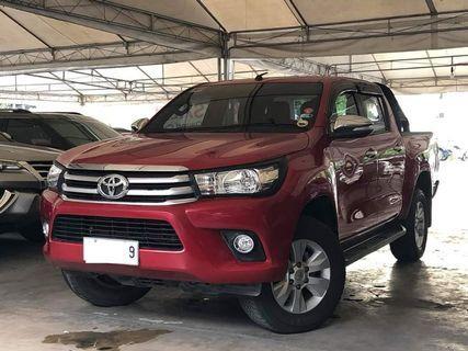 2016 Toyota Hilux 4x2G Automatic Diesel