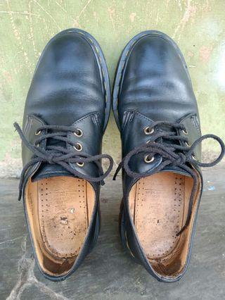 Dr martens greassy