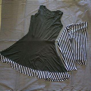 Dress set cardi