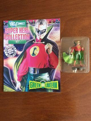 Golden Age Green Lantern figurine from Eaglemoss