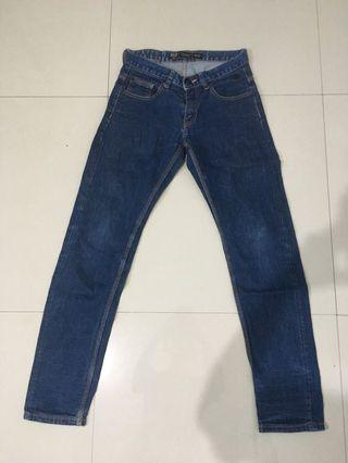 Celana jeans 3second nego
