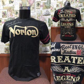 Norton motorcycle Tshirt