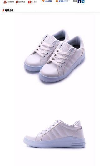 🚚 Run Rin 必備百搭小白鞋 休閒鞋