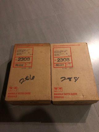 JBL 2308 lens for 43 series speakers ( NOS )