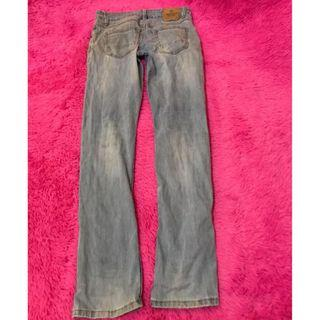 Celana jeans Pria impor kenvelo vintage