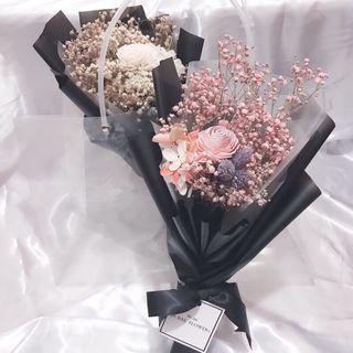 🚚 韓式乾燥花束