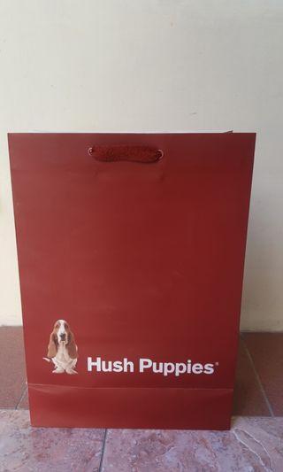 Paper Bag Hush Puppies Medium