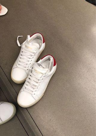 SAINT LAURENT running shoes