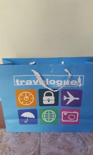 Paper bag travelogue big