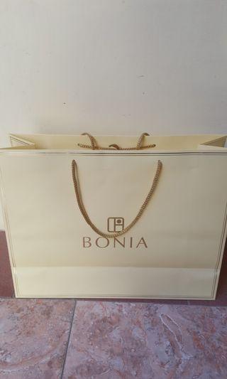 Paper bag bonia big