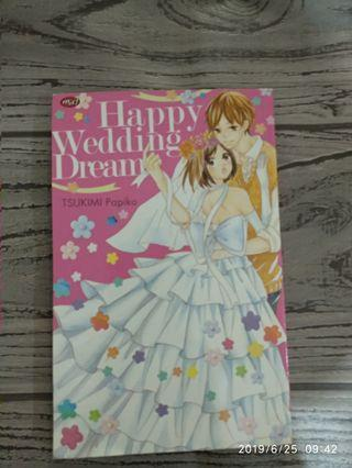 Serial Cantik - Happy Wedding Dream
