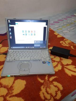 Panasonic Touch Book CF-T8 (want to trade Mac Air or Pro 2010 or 2011 version )