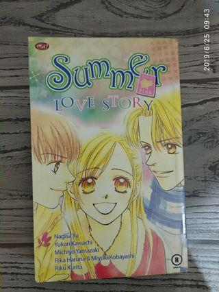 Serial Cantik - Summer Love Story