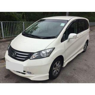 HONDA FREED AERO WELCAB 2010