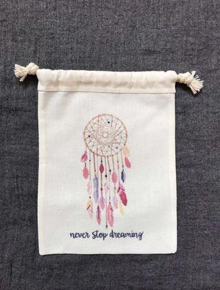 Never stop dreaming ✨💕 ~ pouch