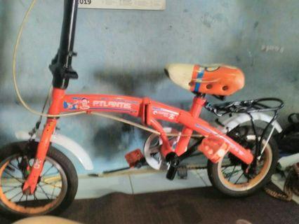 Jual sepeda lipat anak