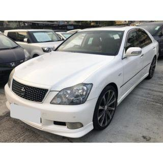 TOYOTA CROWN ATHLETE 2007