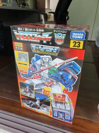 Transformers Encore 23 Fortress Maximus