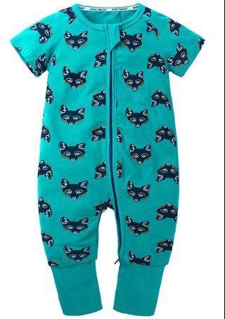 Kids Tales Sleepsuit short sleeves