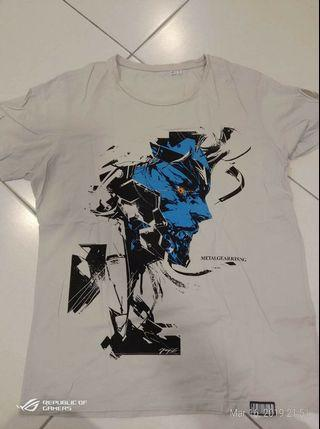 Metal Gear Rising TShirt