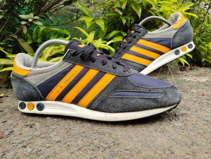 Sepatu Second Murah Adidas LA Trainer Original
