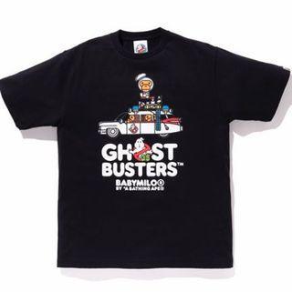 Bape x Ghostbusters Baby Milo Tee