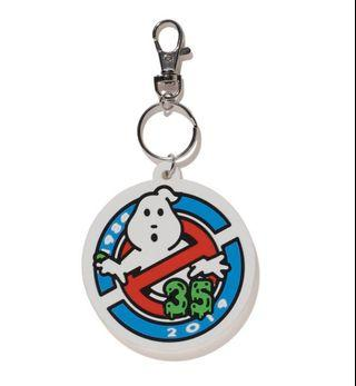 BAPE GHOSTBUSTERS BABY MILO SILICON KEYCHAIN