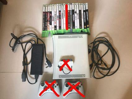Xbox 360 主機 散買