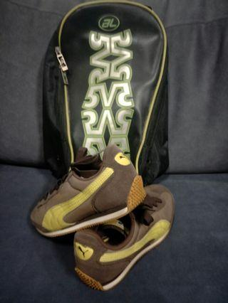 Puma Whirlwind Shoes With Bag
