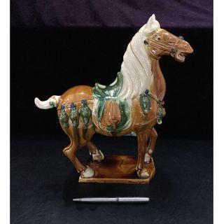 Porcelain horse