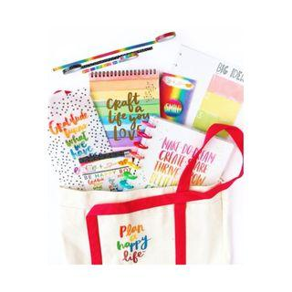 BE HAPPY BOX - Exclusive Collaboration with The Happy Planner and Amy Tangerine®