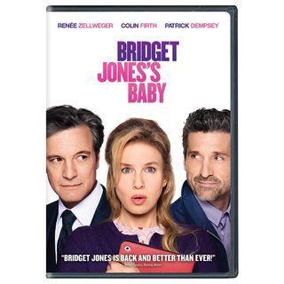 DVD (DVD & BOX ONLY, NO COVER ART) - BRIDGET JONES'S BABY (ORIGINAL USA IMPORT CODE 1)