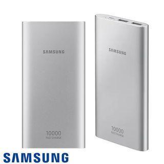 🚚 (全新未拆封)三星原廠雙向閃電快充行動電源10000mAh micro USB