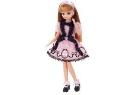 Licca Doll LD-10 Wonderful Licca