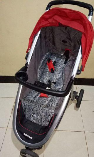 Stroller Babydoes Matic 3 (LIKE NEW)