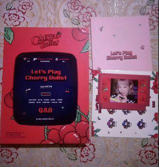 CHERRY BULLET 1st Single: Let's Play Cherry Bullet