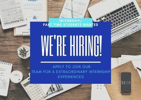Part Time Students/Internship