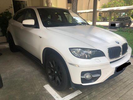 BMW X6 3. 0