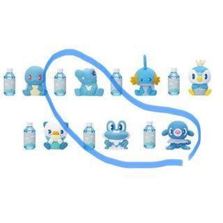 🚚 神奇寶貝中心 寶可夢中心 限定 轉蛋 扭蛋 汽水 水系