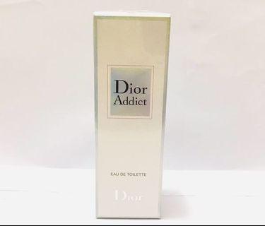 全新Dior Addict EDT 淡香薰 50ml